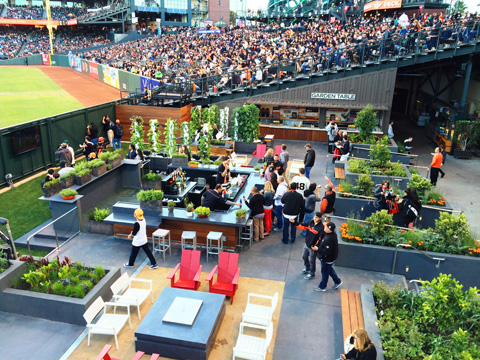 The Garden at ATT Park