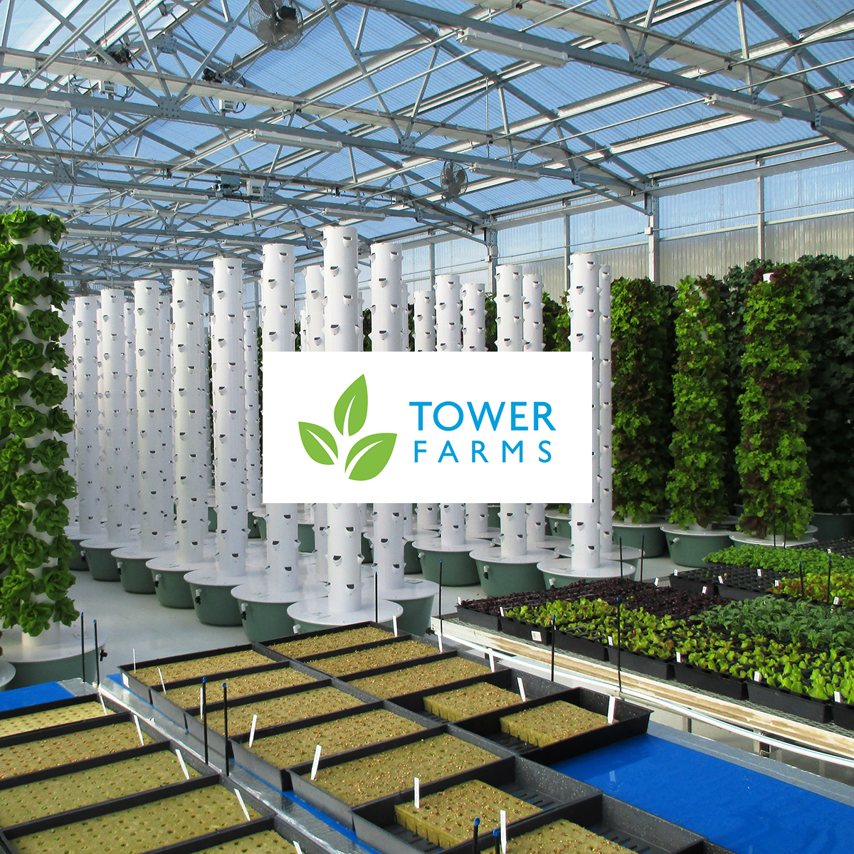 Tower Farms, Vertical Farming Systems